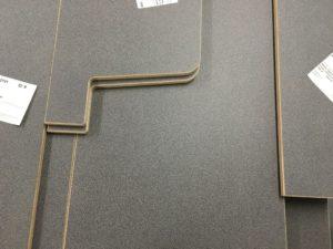 Bodenplatte Holz