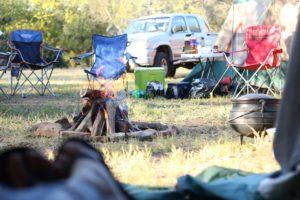 Campingplatz Alltag -> Wir brauchen eine Erstausrüstung