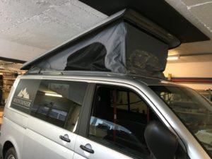 Dach und Folierung