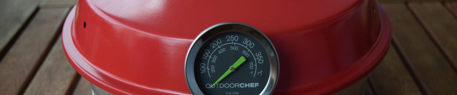 Ein Thermometer für den Omnia
