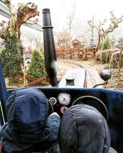 Chaoszwerge im Traktor